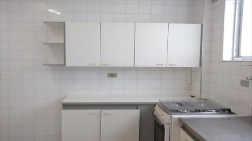 ref.: 1811 - apartamento em santos, no bairro gonzaga - 3 dormitórios