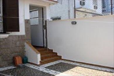 ref.: 181300 - casa em santos, no bairro boqueirao - 3 dormitórios