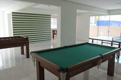 ref.: 1814 - apartamento em praia grande, no bairro guilhermina - 3 dormitórios