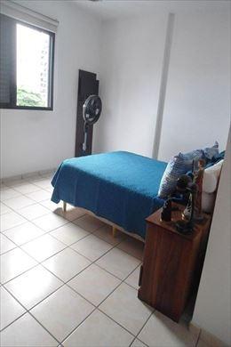 ref.: 1815 - apartamento em praia grande, no bairro guilhermina - 2 dormitórios