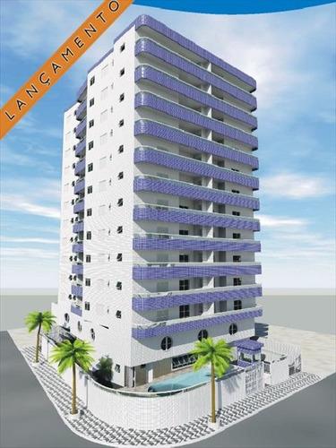 ref.: 1817 - apartamento em praia grande, no bairro aviacao - 2 dormitórios