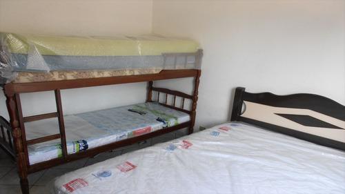 ref.: 1825 - apartamento em praia grande, no bairro vila guilhermina - 1 dormitórios