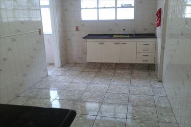 ref.: 1826 - apartamento em praia grande, no bairro boqueirao - 2 dormitórios