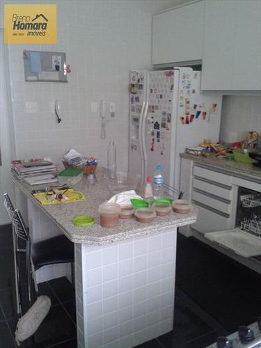 ref.: 1829 - apartamento em sao paulo, no bairro higienopolis - 3 dormitórios