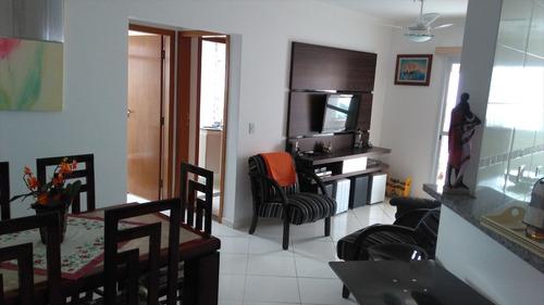 ref.: 1831 - apartamento em praia grande, no bairro campo aviacao - 2 dormitórios