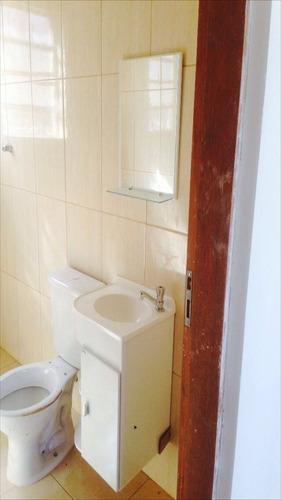 ref.: 18400 - casa condomínio fechado em itanhaém, no bairro cibratel 2 - 2 dormitórios