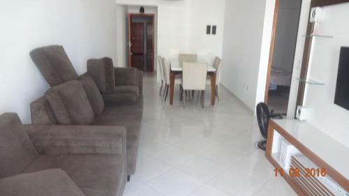 ref.: 1859 - apartamento em praia grande, no bairro vila guilhermina - 2 dormitórios
