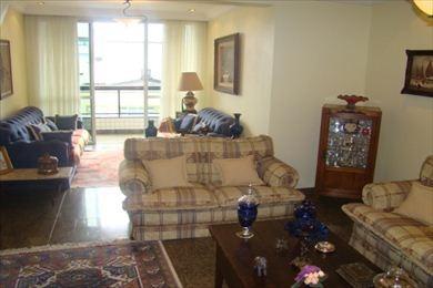 ref.: 186500 - apartamento em santos, no bairro aparecida - 4 dormitórios
