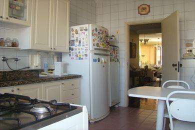 ref.: 186600 - apartamento em santos, no bairro boqueirao - 3 dormitórios