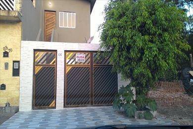 ref.: 1867 - casa em sao vicente, no bairro japui - 1 dormitórios