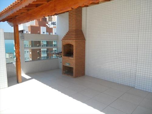 ref.: 1868 - apartamento em praia grande, no bairro guilhermina - 3 dormitórios