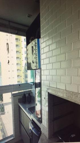ref.: 1868 - apartamento em sao vicente, no bairro itarare - 3 dormitórios