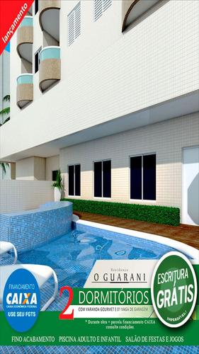 ref.: 1869 - apartamento em praia grande, no bairro ocian - 2 dormitórios