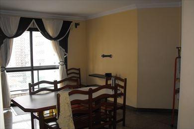 ref.: 1878 - apartamento em praia grande, no bairro guilhermina - 2 dormitórios