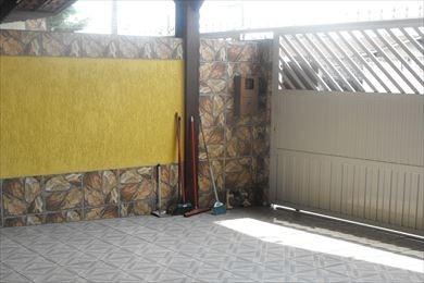 ref.: 1881 - casa em praia grande, no bairro guilhermina - 3 dormitórios