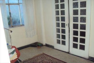 ref.: 188200 - casa em santos, no bairro campo grande - 3 dormitórios