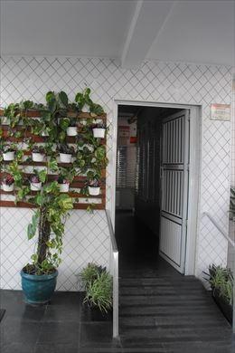 ref.: 1885 - apartamento em praia grande, no bairro boqueirao - 1 dormitórios