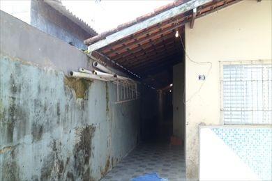 ref.: 188500 - casa em mongaguá, no bairro baln. itaguai - 2 dormitórios