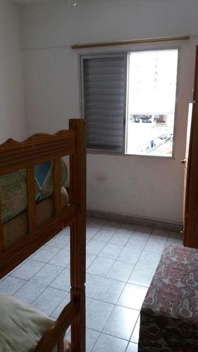 ref.: 1890 - apartamento em praia grande, no bairro vila guilhermina - 1 dormitórios
