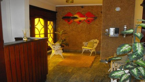 ref.: 1894 - apartamento em praia grande, no bairro boqueirao - 1 dormitórios