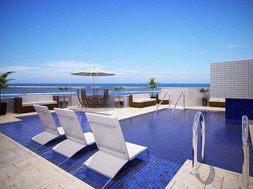 ref.: 1900011601 - apartamento em praia grande, no bairro caicara - 1 dormitórios