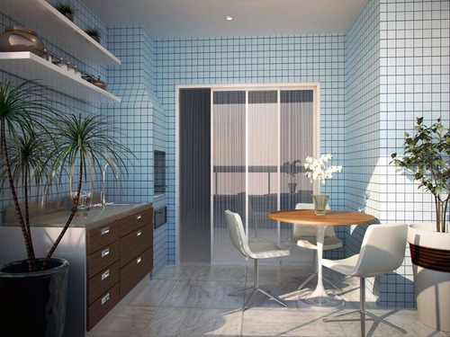 ref.: 1900013501 - apartamento em praia grande, no bairro tupi - 2 dormitórios