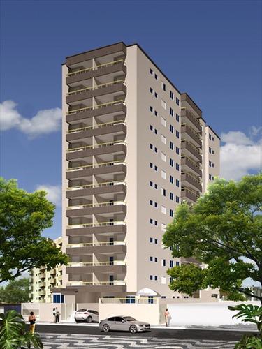 ref.: 1900013701 - apartamento em praia grande, no bairro tupi - 1 dormitórios