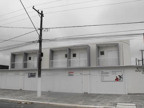ref.: 1908 - casa condomínio fechado em praia grande, no bairro sitio do campo - 2 dormitórios