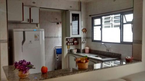 ref.: 191 - apartamento em praia grande, no bairro forte - 2 dormitórios