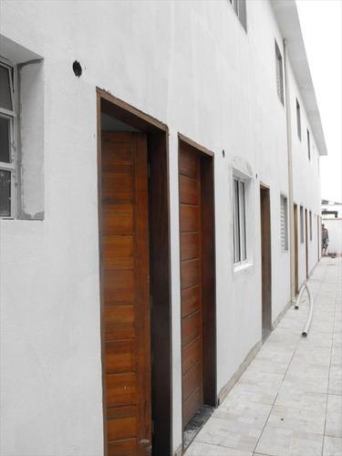 ref.: 1910 - casa em praia grande, no bairro sitio do campo - 2 dormitórios