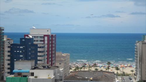 ref.: 1921 - apartamento em praia grande, no bairro canto do forte - 3 dormitórios
