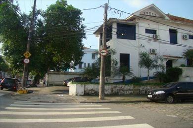 ref.: 192400 - terreno em santos, no bairro encruzilhada