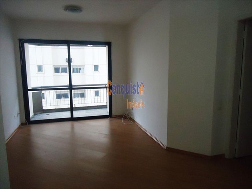 ref.: 194000 - apartamento em sao paulo, no bairro indianopolis - 2 dormitórios