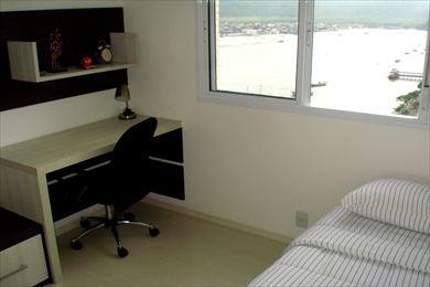 ref.: 194300 - apartamento em santos, no bairro ponta da praia - 3 dormitórios