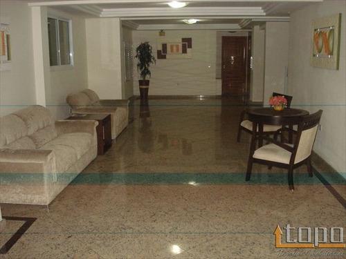 ref.: 1947 - apartamento em praia grande, no bairro boqueirao - 3 dormitórios