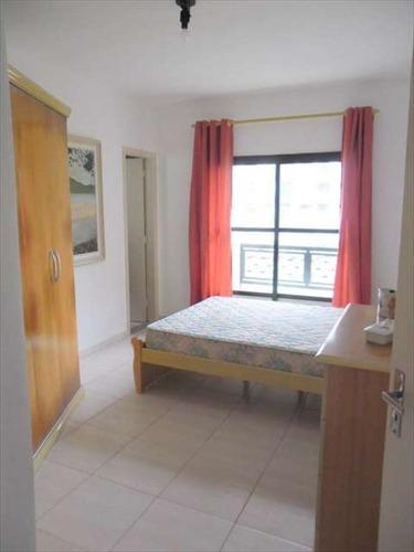 ref.: 1956 - apartamento em praia grande, no bairro ocian - 2 dormitórios