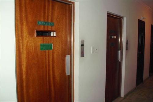 ref.: 1958 - apartamento em santos, no bairro ponta da praia - 2 dormitórios