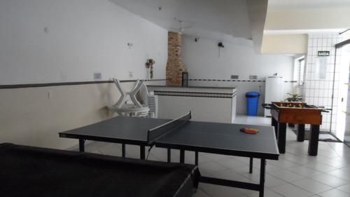 ref.: 1959 - apartamento em praia grande, no bairro vila guilhermina - 1 dormitórios
