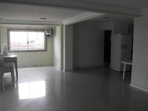 ref.: 1960 - apartamento em praia grande, no bairro guilhermina - 2 dormitórios