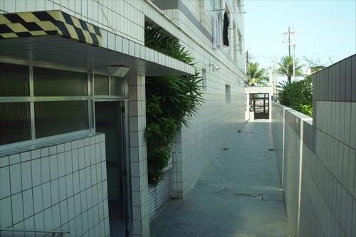 ref.: 1961 - apartamento em praia grande, no bairro boqueirao - 1 dormitórios
