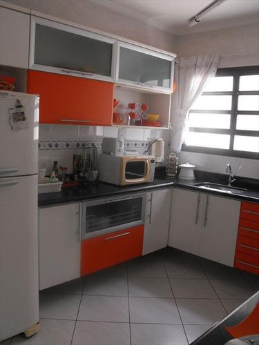 ref.: 1963 - apartamento em praia grande, no bairro guilhermina - 2 dormitórios