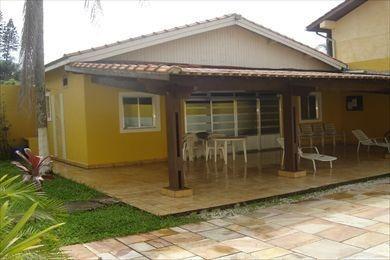 ref.: 196601 - casa condomínio fechado em mongagua, no bairro vila atlantica - 2 dormitórios