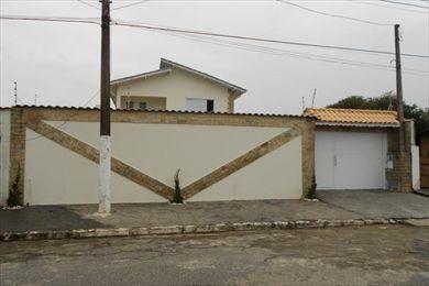 ref.: 196700 - casa em praia grande, no bairro solemar - 4 dormitórios