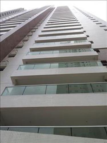 ref.: 196800 - apartamento em santos, no bairro jose menino - 4 dormitórios