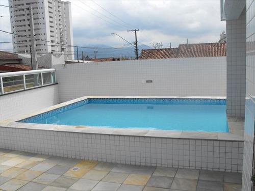ref.: 1969 - apartamento em praia grande, no bairro aviacao - 2 dormitórios