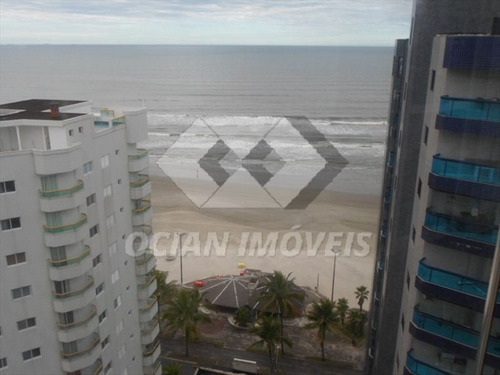 ref.: 197 - apartamento em praia grande, no bairro caicara - 2 dormitórios