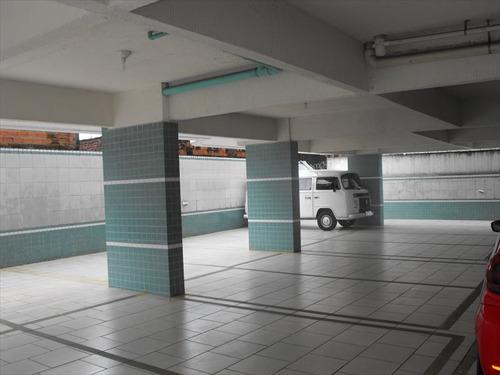ref.: 1970 - apartamento em praia grande, no bairro boqueirao - 1 dormitórios