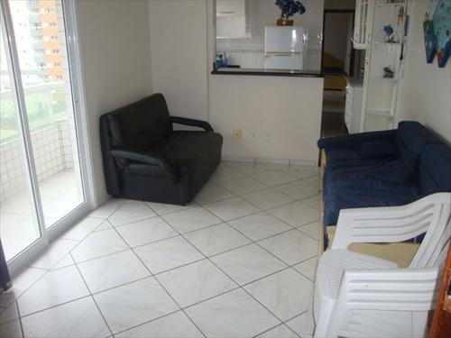 ref.: 1979 - apartamento em praia grande, no bairro guilhermina - 1 dormitórios