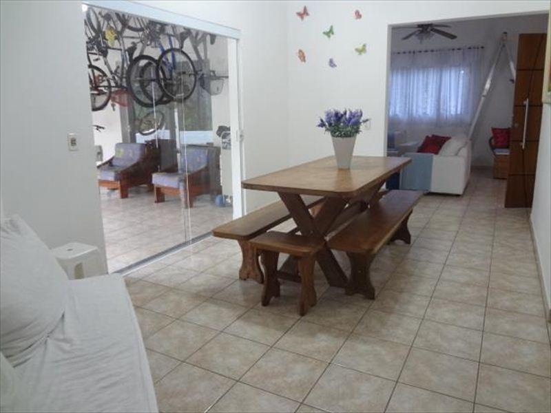 ref.: 198 - casa condomínio fechado em bertioga, no bairro guaratuba costa do sol - 3 dormitórios