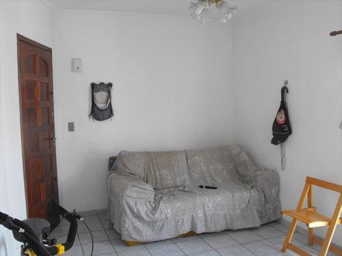 ref.: 1981 - apartamento em praia grande, no bairro guilhermina - 1 dormitórios